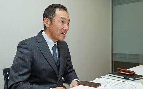 代表取締役の山口功司社長