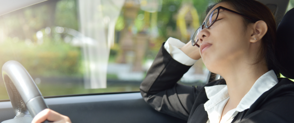 企業の存続を左右する「疲労時の運転」の危険性。 行政処分の可能性も